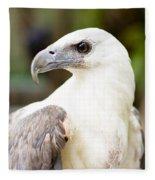 Wild Eagle Fleece Blanket