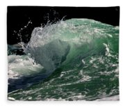 Wild Edge Fleece Blanket