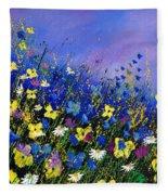 Wild Flowers 560908 Fleece Blanket