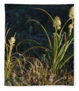 Wild Flowers Fleece Blanket
