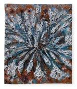 Wild Lily Fleece Blanket