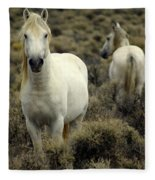 Wild Stallion Fleece Blanket