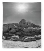 Wild West Rocks Fleece Blanket
