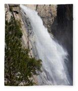 Wildcat Falls  Fleece Blanket