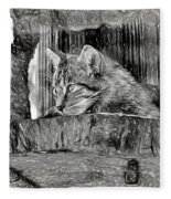 Wildcat - Impressions Fleece Blanket