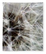Wildflower 1 Fleece Blanket