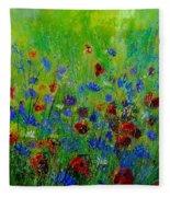 Wildflowers  560121 Fleece Blanket
