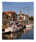 Willemstad Fleece Blanket