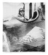 William D. Coney, 1921 Fleece Blanket