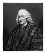 William Pitcairn (1711-1791) Fleece Blanket