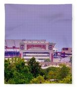 Williams - Bryce Stadium Fleece Blanket
