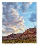 Wilson Cliffs Fleece Blanket