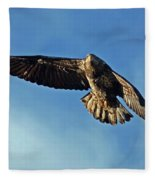 Wind Beneath My Wings Fleece Blanket