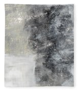Wind In My Sails- Abstract Art Fleece Blanket