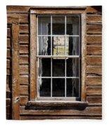 Window In A Window Fleece Blanket