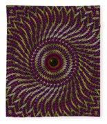 Window Of The Soul- Fleece Blanket
