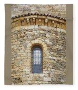 Window Uno - Italy Fleece Blanket