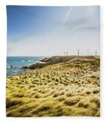 Windy Meadows Fleece Blanket