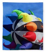 Windy Toy Fleece Blanket
