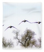 Wingspread Fleece Blanket