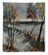 Winter 450101 Fleece Blanket