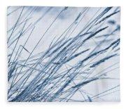 Winter Breeze Fleece Blanket