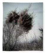 Winter Cedar Fleece Blanket