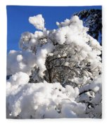Winter Cotton Fleece Blanket