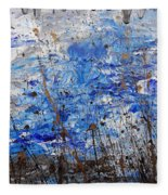 Winter Crisp Fleece Blanket