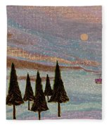 Winter Dream Fleece Blanket
