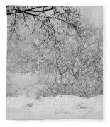 Winter Dream Fleece Blanket