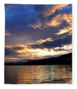 Winter Exhibition Fleece Blanket