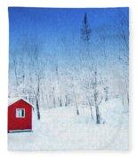 Winter Haven Fleece Blanket