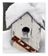 Winter Home Fleece Blanket