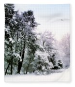 Winter Impressions Fleece Blanket