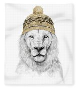 Winter Is Coming Fleece Blanket