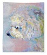 Winter Mickee Fleece Blanket
