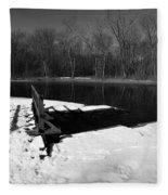 Winter Park 2 Fleece Blanket