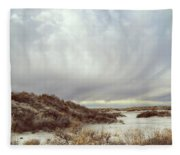 Winter Storm Clouds 2018-2289 Fleece Blanket