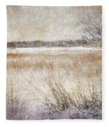 Winter Wonderland II Fleece Blanket