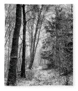 Winteress Fleece Blanket