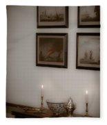 Winterthur By Candlelight Fleece Blanket