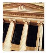 Wintrust Financial Corporation Fleece Blanket