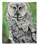 Wisdom Fleece Blanket