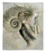 Wish On A Pearl Fleece Blanket