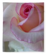 With A Dash Of Pink Fleece Blanket