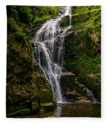 Wodospad Kamienczyka Fleece Blanket