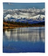Wonder Lake IIi Fleece Blanket
