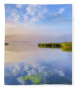 Wonderful Morning IIi Fleece Blanket
