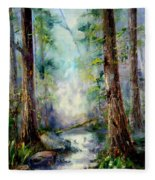 Woodland Creek 1.0 Fleece Blanket